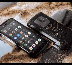 Смартфон Doogee S55 получил мощную батарею