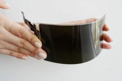 Samsung показала новый дисплей будущего