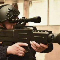 """ZKZM-500 - китайский лазерный """"аналог"""" АК-47, способный поражать цели на километровой дистанции"""