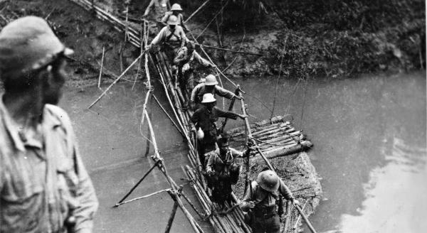 Крокодилы против пехоты: как погиб японский гарнизон в джунглях Бирмы