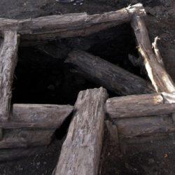 На Украине раскопали древнюю могилу ведьмы