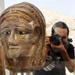 Еще одно сенсационное открытие: под Каиром нашли 35 мумий