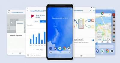 Google официально представила Android 9 Pie