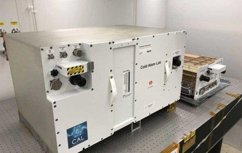 В рамках эксперимента Cold Atom Laboratory на борту космической станции было создано самое холодное место в космосе
