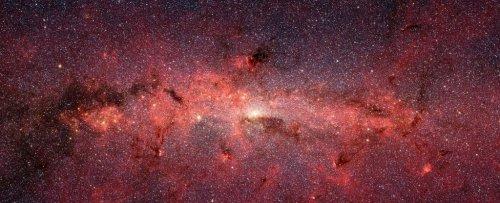 """Астрономы считают, что наша галактика уже умерла один раз и мы видим ее """"вторую жизнь"""""""