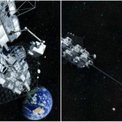 Японцы готовятся к испытаниям миниатюрной версии космического лифта