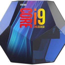 Intel официально представила процессоры Core 9-го поколения
