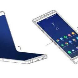 Samsung через месяц приоткроет завесу тайны над складным смартфоном