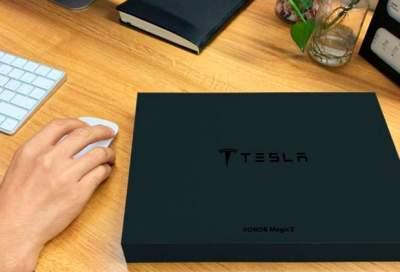 Honor Magic 2 получит специальную Tesla-версию