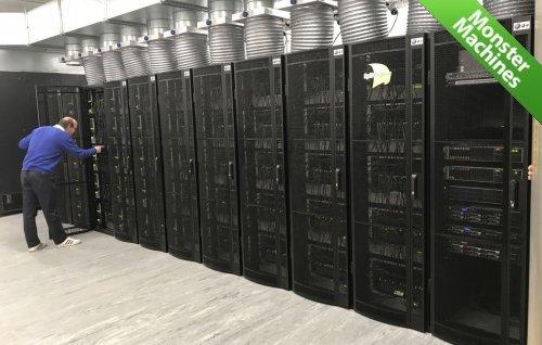Машины-монстры: SpiNNaker - первый в своем роде нейроморфный компьютер, способный моделировать миллиард нейронов