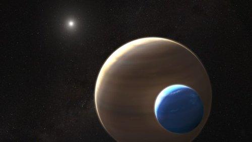 Астрономы впервые обнаружили спутник, вращающийся вокруг далекой экзопланеты
