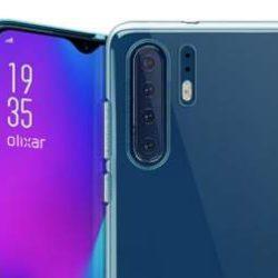 Первые рендеры будущего флагманского смартфона Huawei P30 Pro