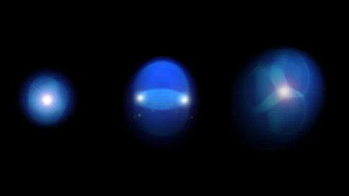 """Ученые получили капельки кваркового """"супа"""", исконной материи, существовавшей в первые моменты возникновения Вселенной"""