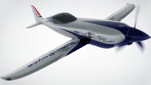 Компания Rolls-Royce начала создание самого быстрого электрического самолета, который установит новый рекорд в ближайшем будущем