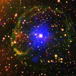 Ученые начали использовать вращающиеся нейтронные звезды для проверки и калибровки атомных часов