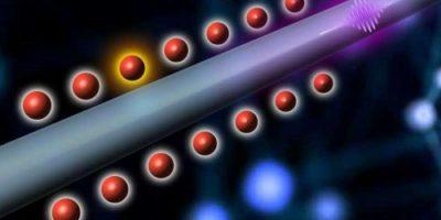 Физикам удалось построить квантовый регистр на базе оптоволокна и сверхохлажденных атомов