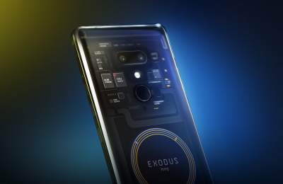 HTC начала продавать блокчейн-смартфоны EXODUS 1