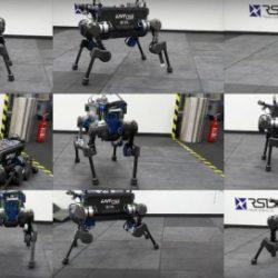 Система искусственного интеллекта позволяет роботу выпутаться из самых тяжелых непредвиденных ситуаций