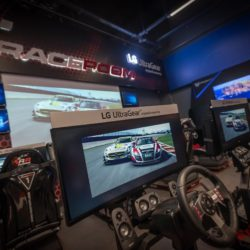 Компания LG Electronics стала партнером новой площадки RaceRoom Club