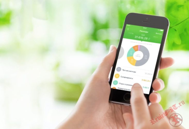 Сбербанк Онлайн признали самым удобным и функциональным приложением