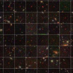 Обнаружены 83 сверхмассивные черные дыры, возраст которых почти соответствует возрасту Вселенной