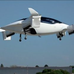 Электрический самолет Lilium Jet впервые поднялся в воздух