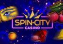 Захватывающие игры в казино Спин Сити
