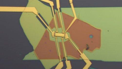 Деформированный графен демонстрирует невиданную ранее форму магнетизма