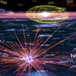 Космические рекордсмены - 12 самых больших объектов во Вселенной