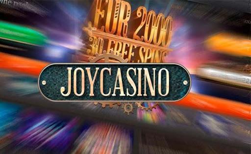 Игровое казино Joycasino