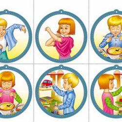 Подготовка ребенка к детскому саду. Что должен уметь ребенок?