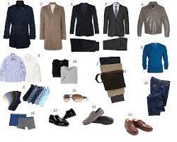 Базовый мужской гардероб. Продолжение