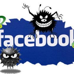 Вирус для Facebook - как происходи заражение и атака