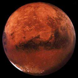 Смотрите первые фотографии Марса от Европейской миссии