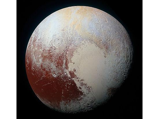 Планетологи выяснили, каковы шансы, что Плутон обитаем