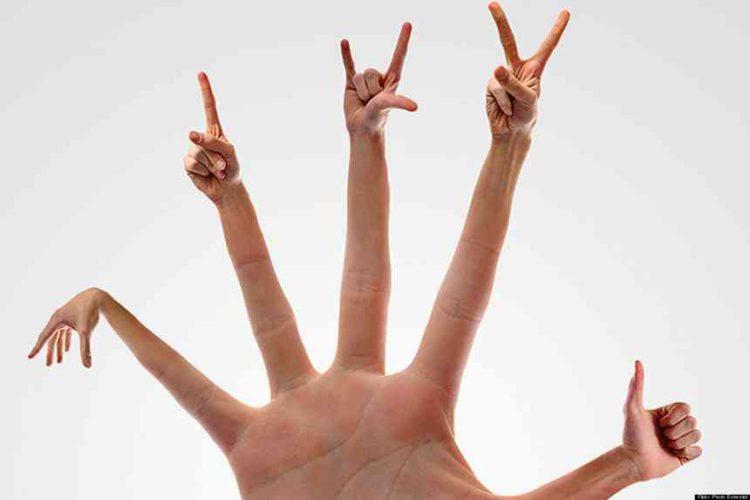Смысл жестов которые мы делаем руками в разных странах