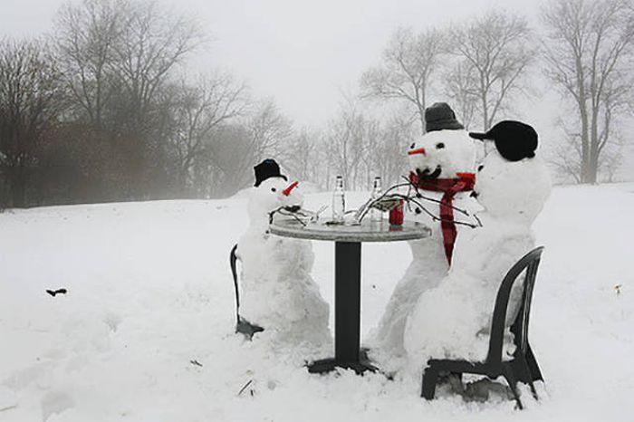 Большая подборка снеговиков » Новости со всего мира,Интересные новости,Интересные факты,Новости России сегодня,.