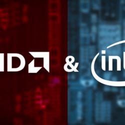 Intel может перейти на использование GPU AMD в своих процессорах
