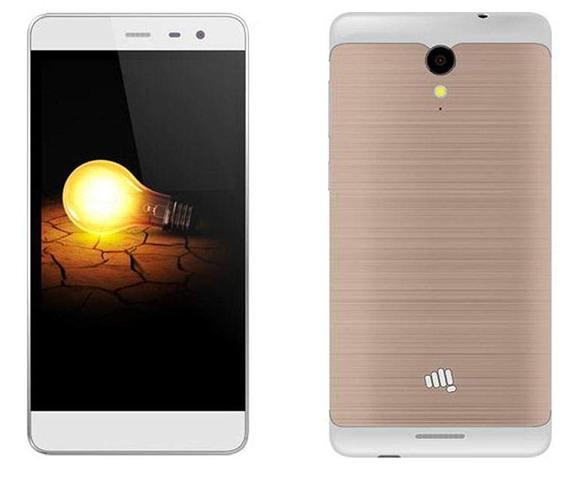 Micromax выпускает бюджетные смартфоны Bolt Warrior 2 и Canvas Juice A1