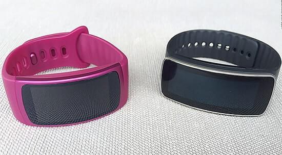 Gear Fit 2 и Gear IconX: обзор новых гаджетов Samsung