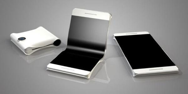 В 2017 году Samsung выпустит складывающийся смартфон