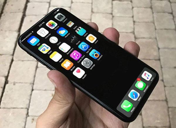 В сети появился первый снимок iPhone 8