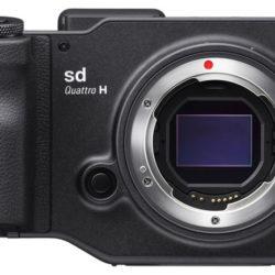 Выход беззеркальной камеры Sigma sd Quattro H формата APS-H ожидается 20 декабря