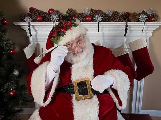 Британские ученые придумали, как доказать существование Санта-Клауса