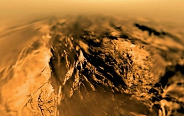 NASA показало спуск зонда Huygens на Титан » Новости со всего мира,Интересные новости,Интересные факты,Новости России сегодня,.