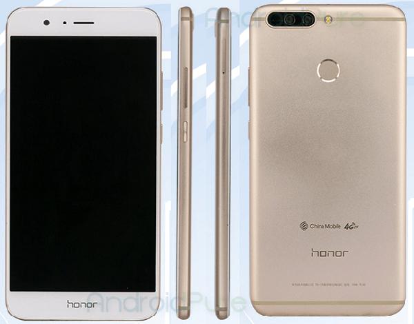 Смартфон Honor DUK-TL30 оснащен дисплеем 2K диагональю 5,7 дюйма, сдвоенной камерой и 6 ГБ ОЗУ