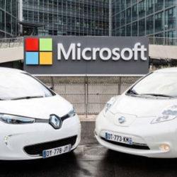 Microsoft внедрит Cortana, Office, Skype в авто Nissan