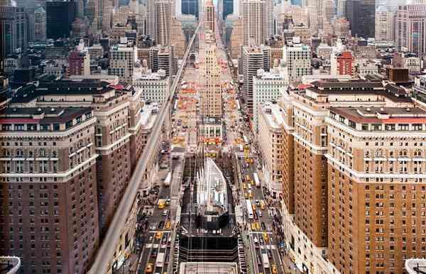 Нью-Йорк - так, как его видят птицы » Новости со всего мира,Интересные новости,Интересные факты,Новости России сегодня,.
