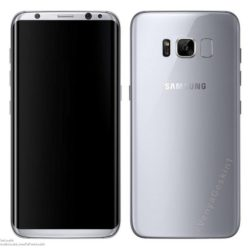 Качественные изображения смартфона Samsung Galaxy S8 подтверждают дизайн новинки