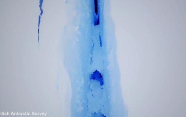 Огромную трещину в Антарктиде освободили на видео » Новости со всего мира,Интересные новости,Интересные факты,Новости России сегодня,.